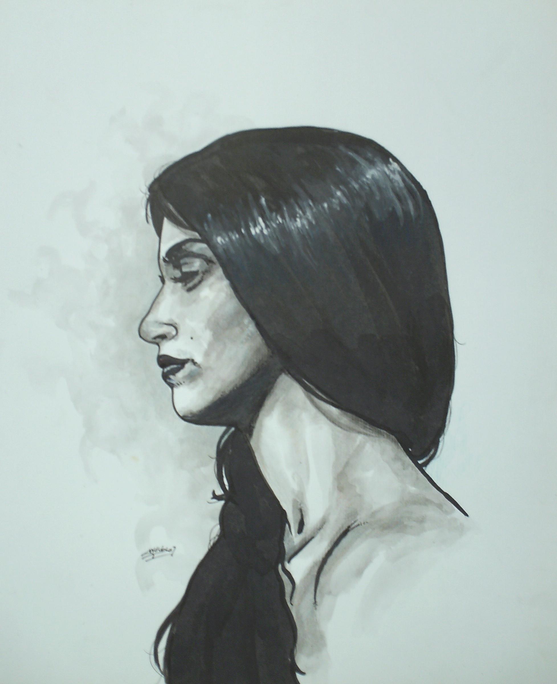 C novel dessins archive du blog profil - Profil dessin ...