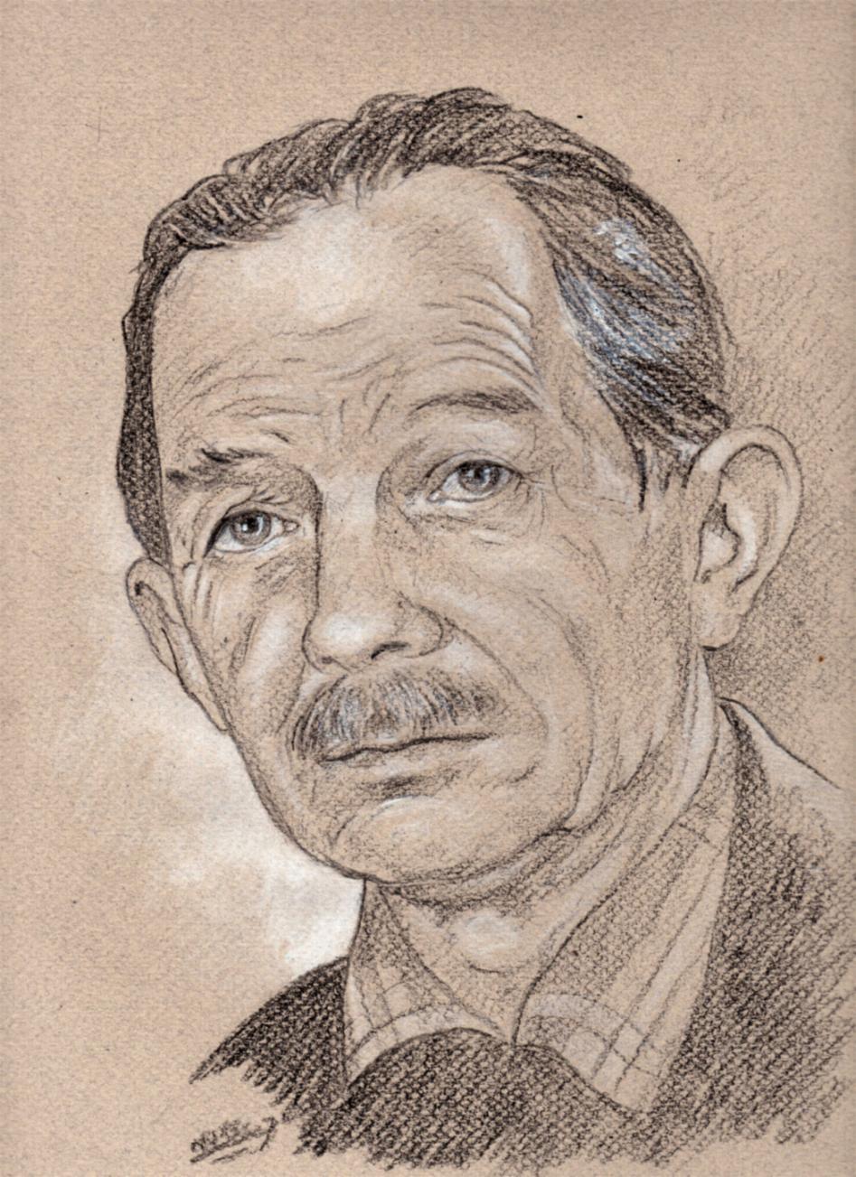 C novel dessins archive du blog portrait d un grand p re - Dessin grand pere ...