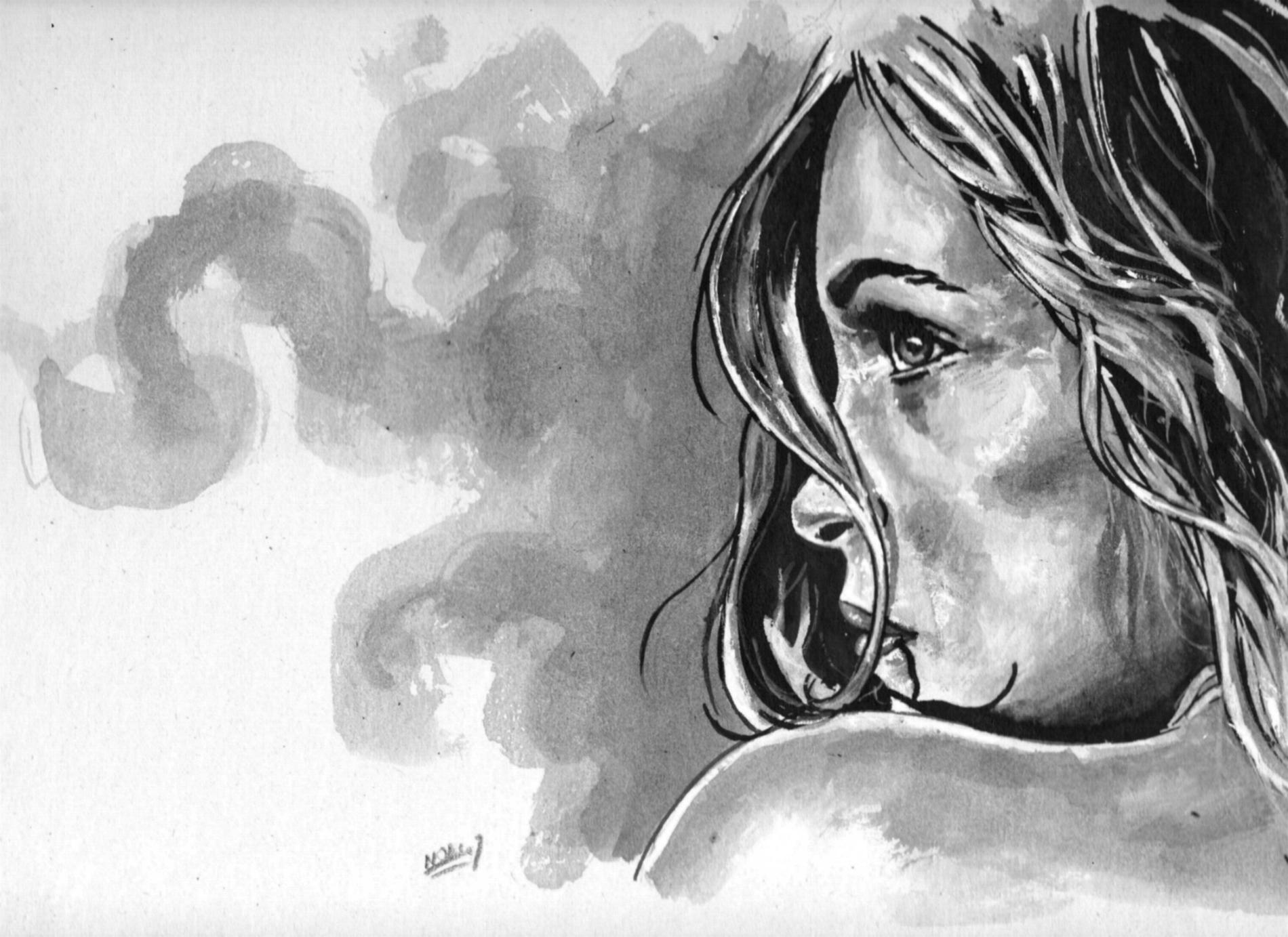 Profil Emmanuelle Beart C Novel Dessins
