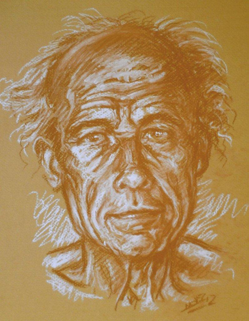 Croquis de vieillard dans portraits 5 HPIM0694-797x1024