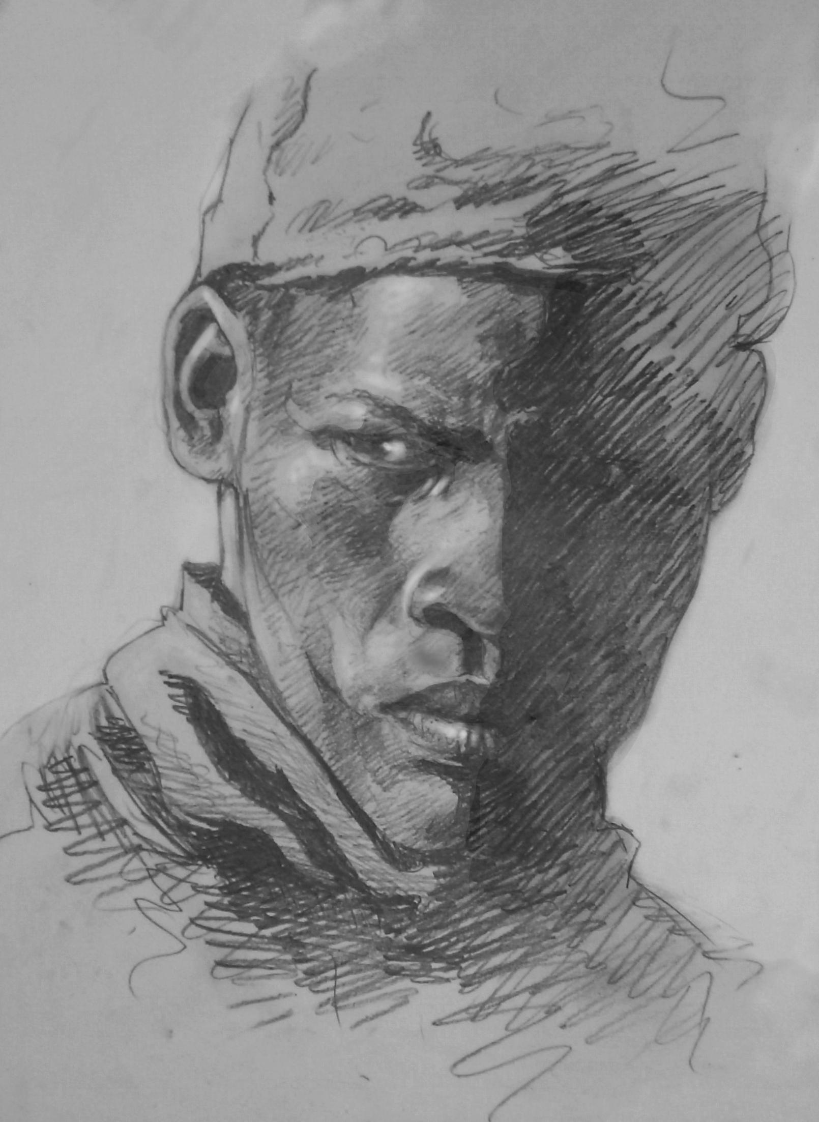 C novel dessins peuples d afrique 2 - Africaine dessin ...