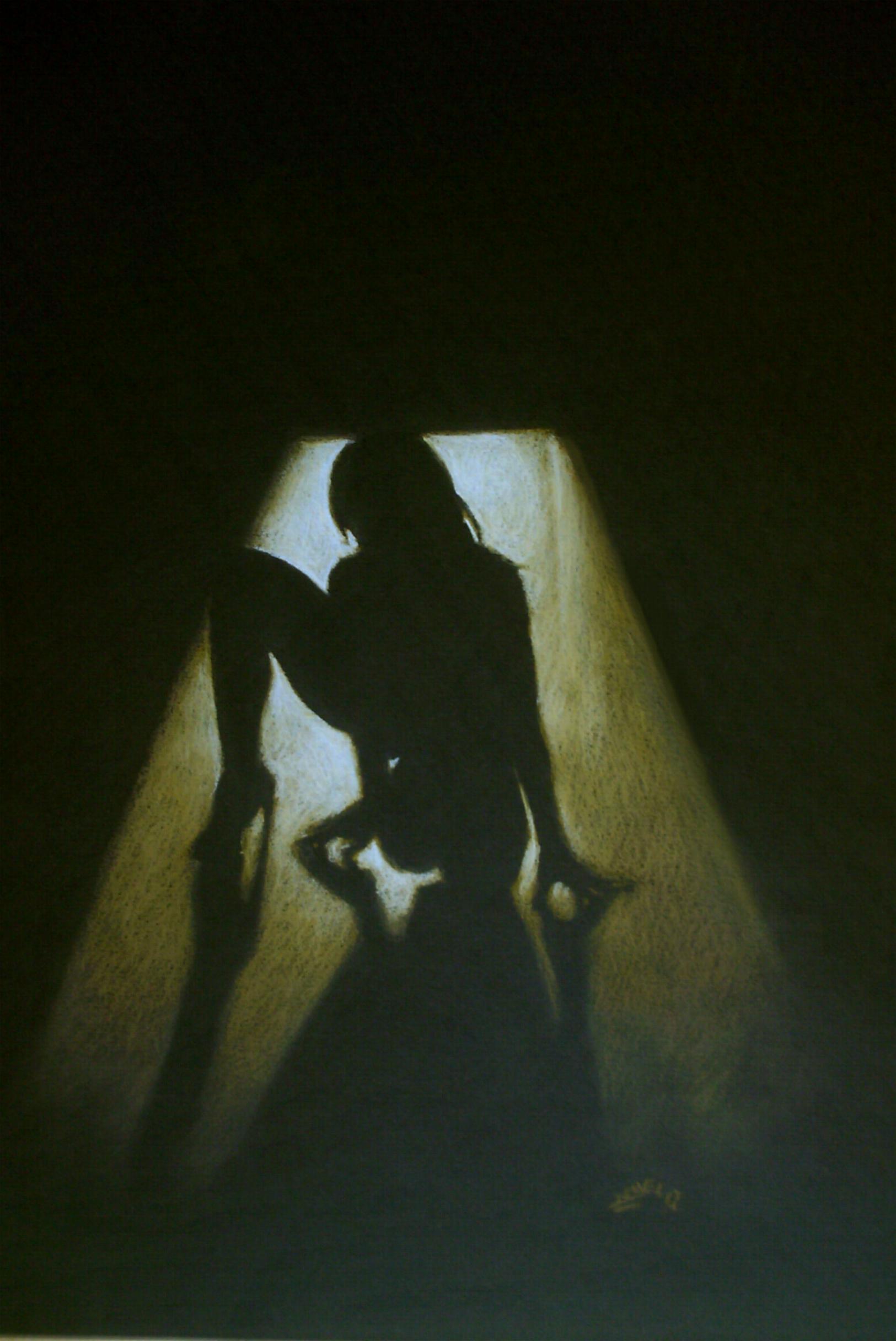 C novel dessins 2012 f vrier for Dans un miroir obscur