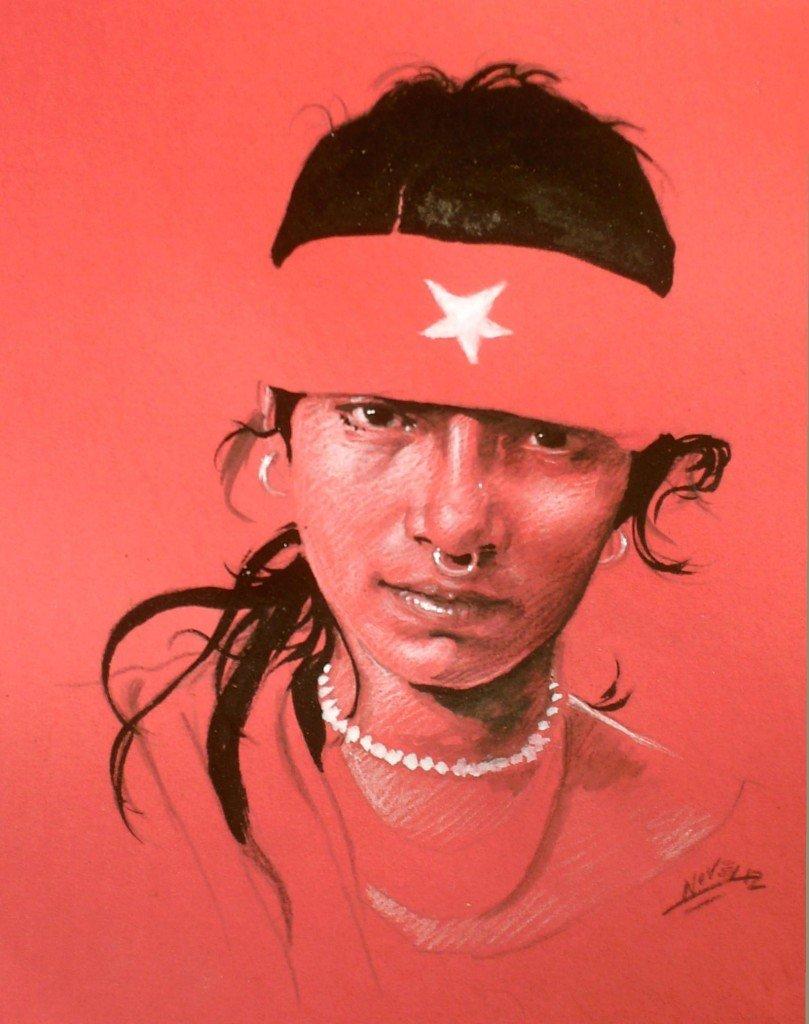 Rebelle népalaise dans peuples d'Asie HPIM0775-809x1024