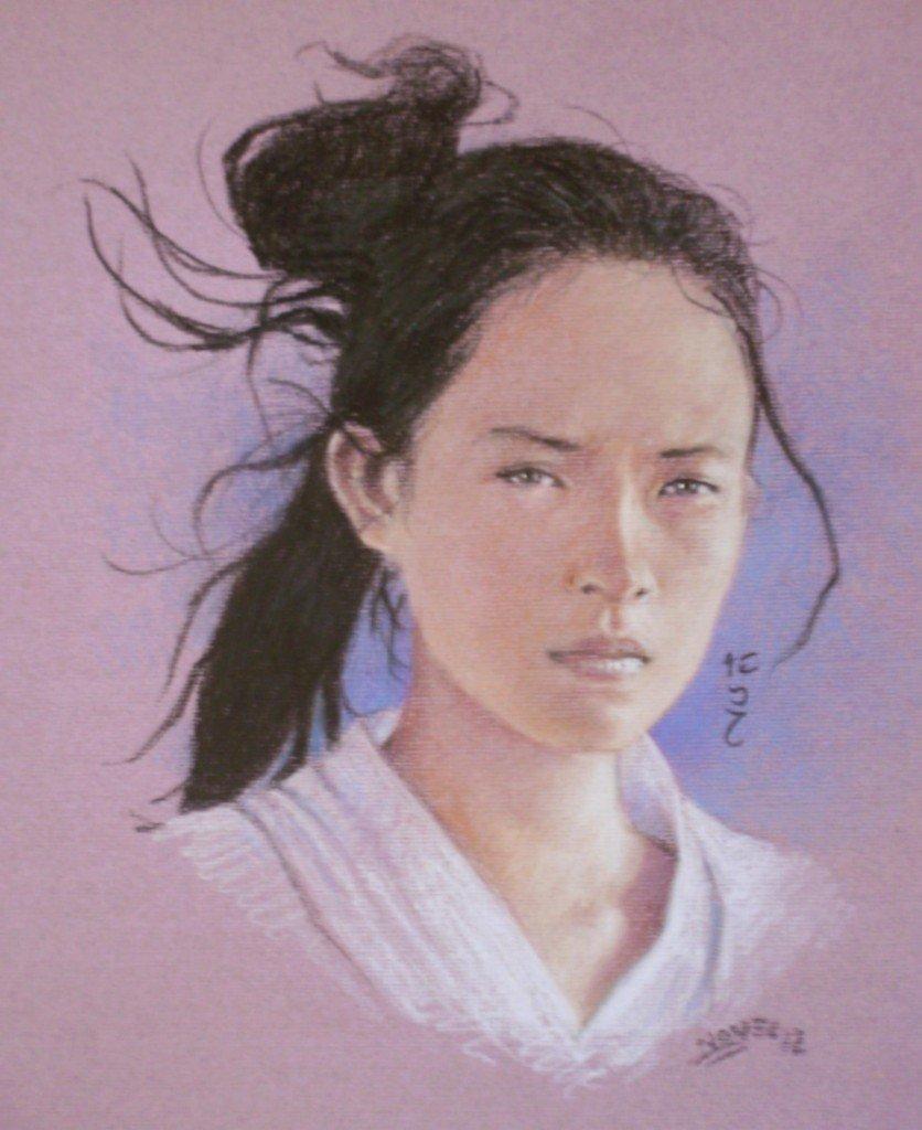 Jeune chinoise dans peuples d'Asie HPIM0992-836x1024