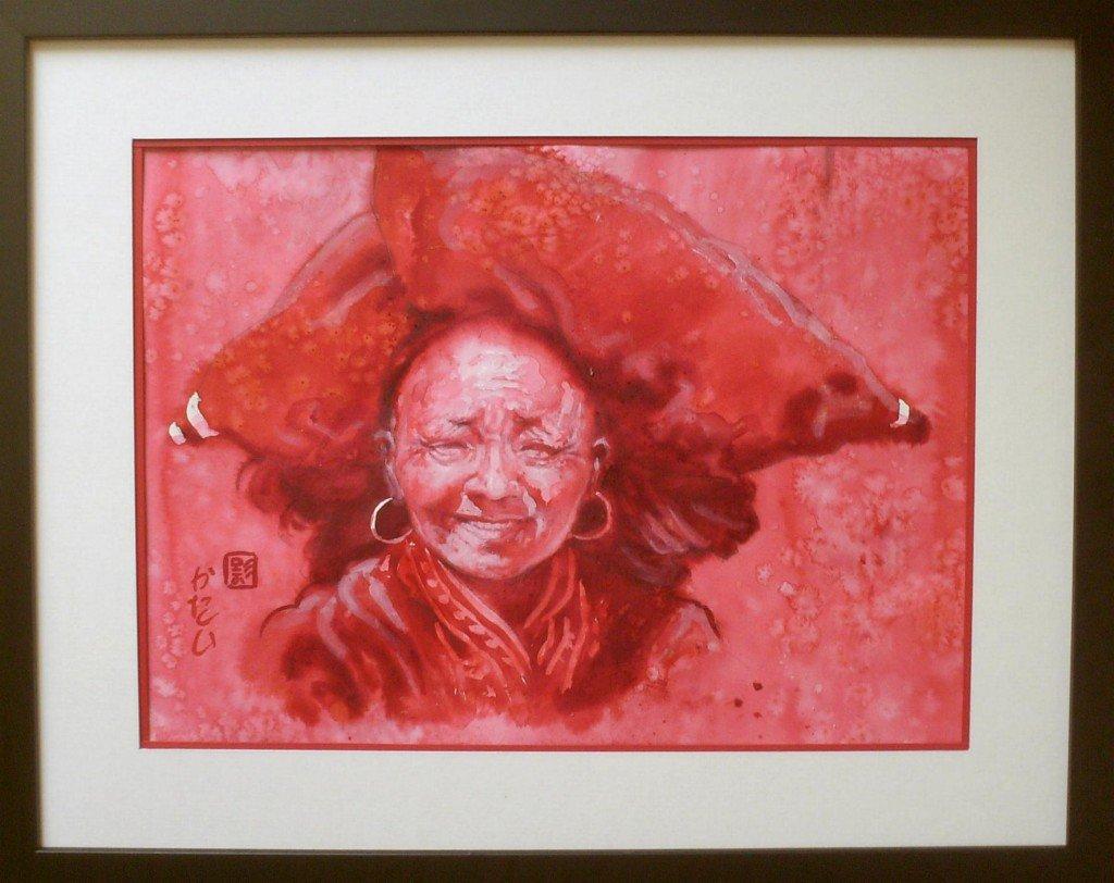 Vieille yao rouge dans peuples d'Asie HPIM0015-1024x812