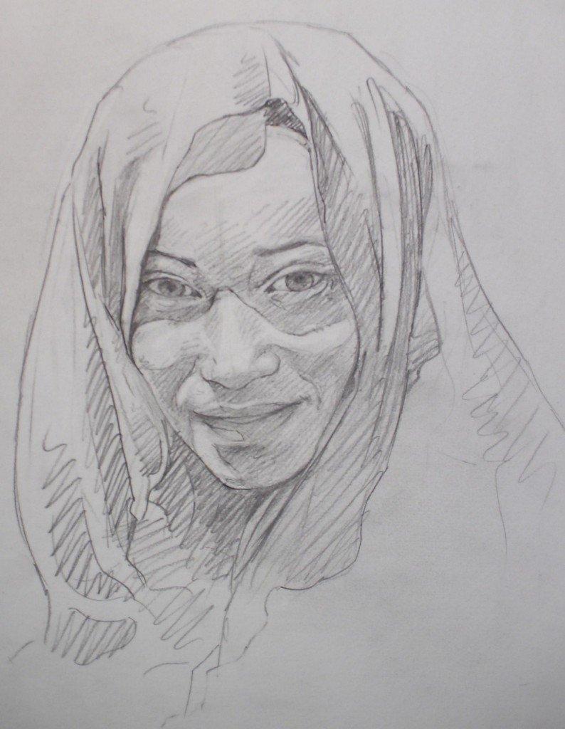 Mauritanienne (dessin de base) dans divers HPIM0110f-794x1024