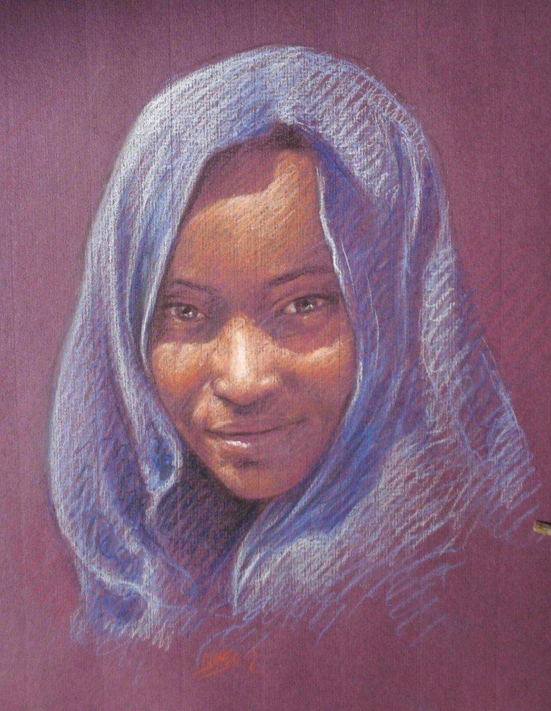 Mauritanienne 2 dans peuples du désert 2 HPIM0112-794x1024