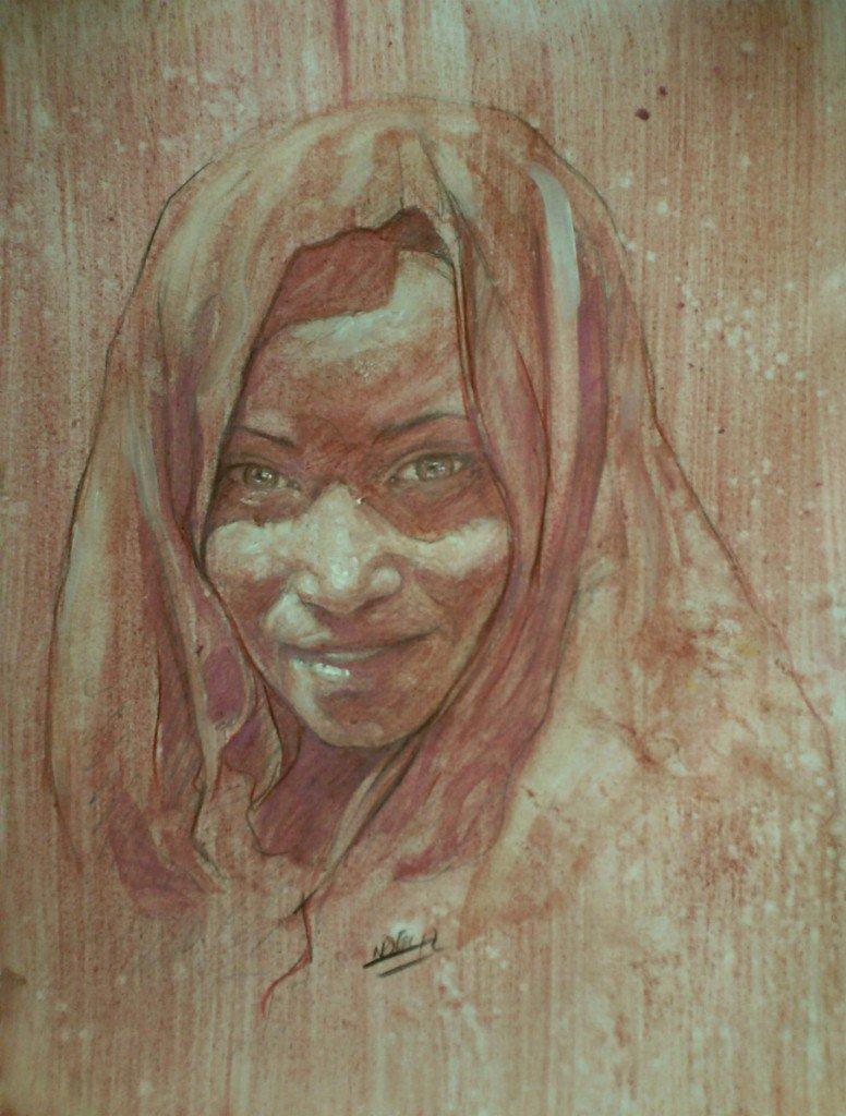 Mauritanienne 3 dans peuples du désert 2 HPIM0115-776x1024