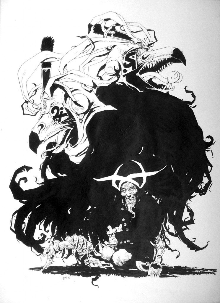1887 : Eleveur de Bicéphales aquilins des steppes despiniennes de Neptune dans 1887, uchronie en bande-dessinée HPIM0121i-745x1024