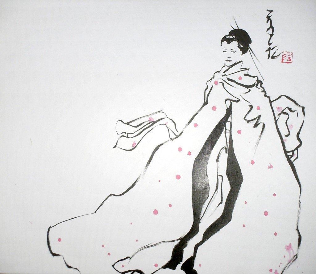Geisha hautaine dans Estampes & encres hpim0240a-1024x890