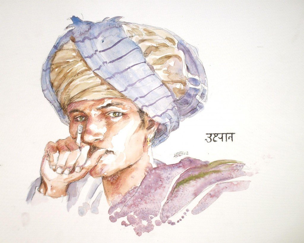 Jeune prince hindou dans peuples d'Asie hpim0246-1024x819