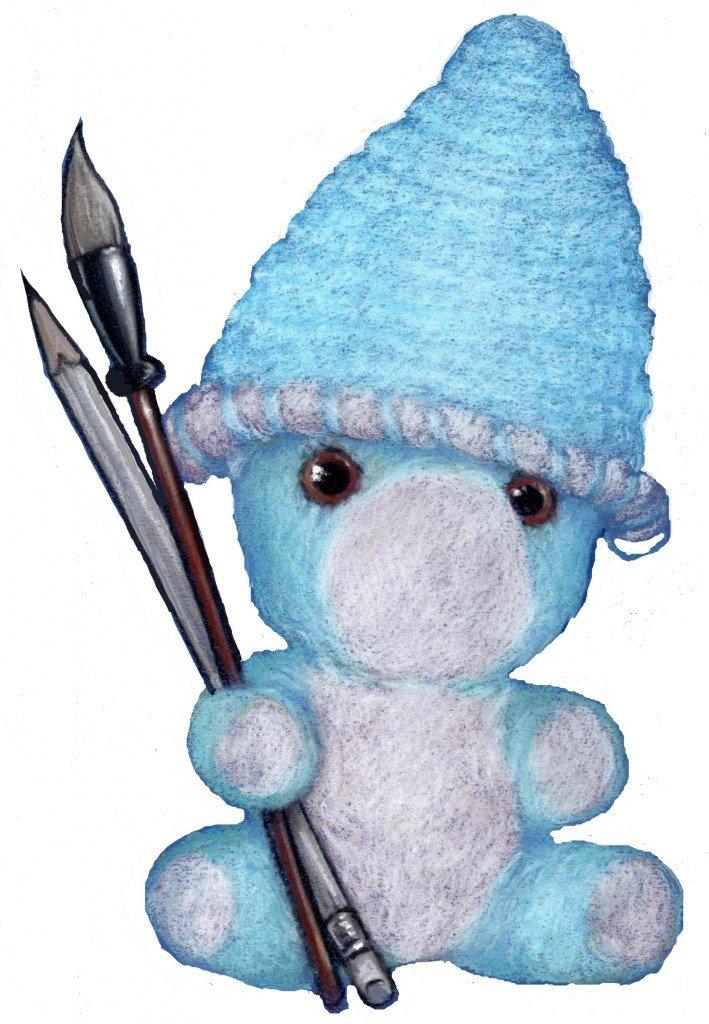 Le Koala bleu dans divers b576d-709x1024