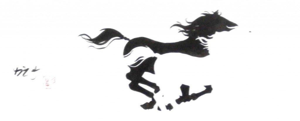 Cheval noir, cheval blanc dans chevaux p3230096-1024x414