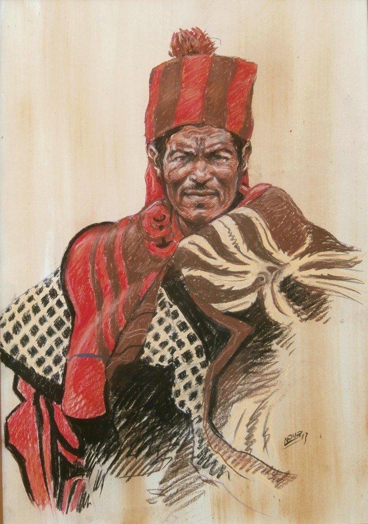 Roi Sotho dans peuples d'Afrique p6110111-720x1024