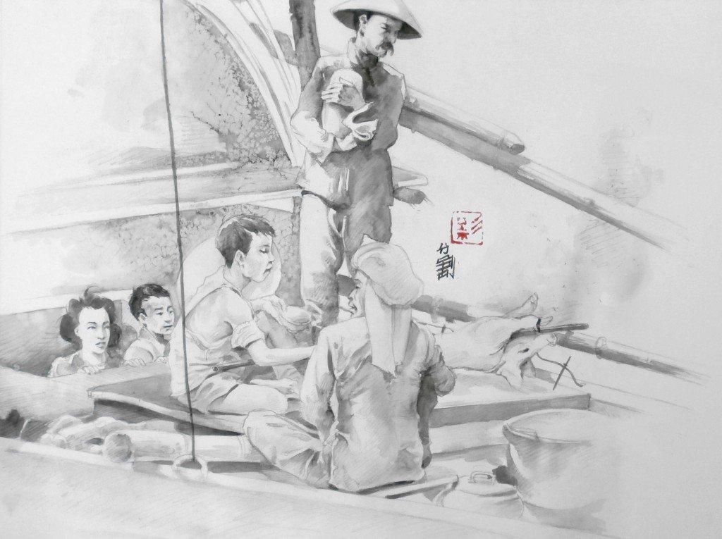 Repas pirate dans gens de mer et bateaux p6120116-1024x765