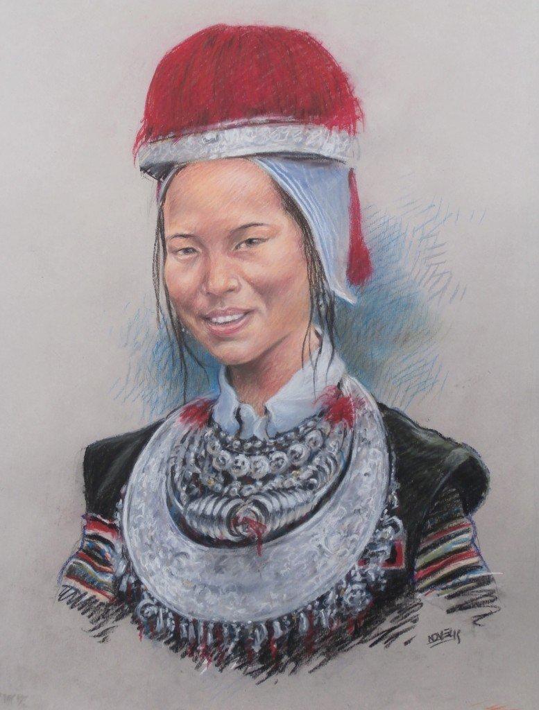 Miao Xijiang dans peuples d'Asie p6140002-777x1024