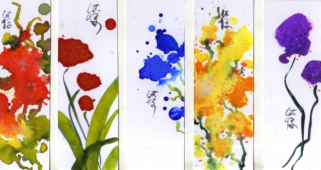 Fleurs dans Estampes & encres b606-1024x542