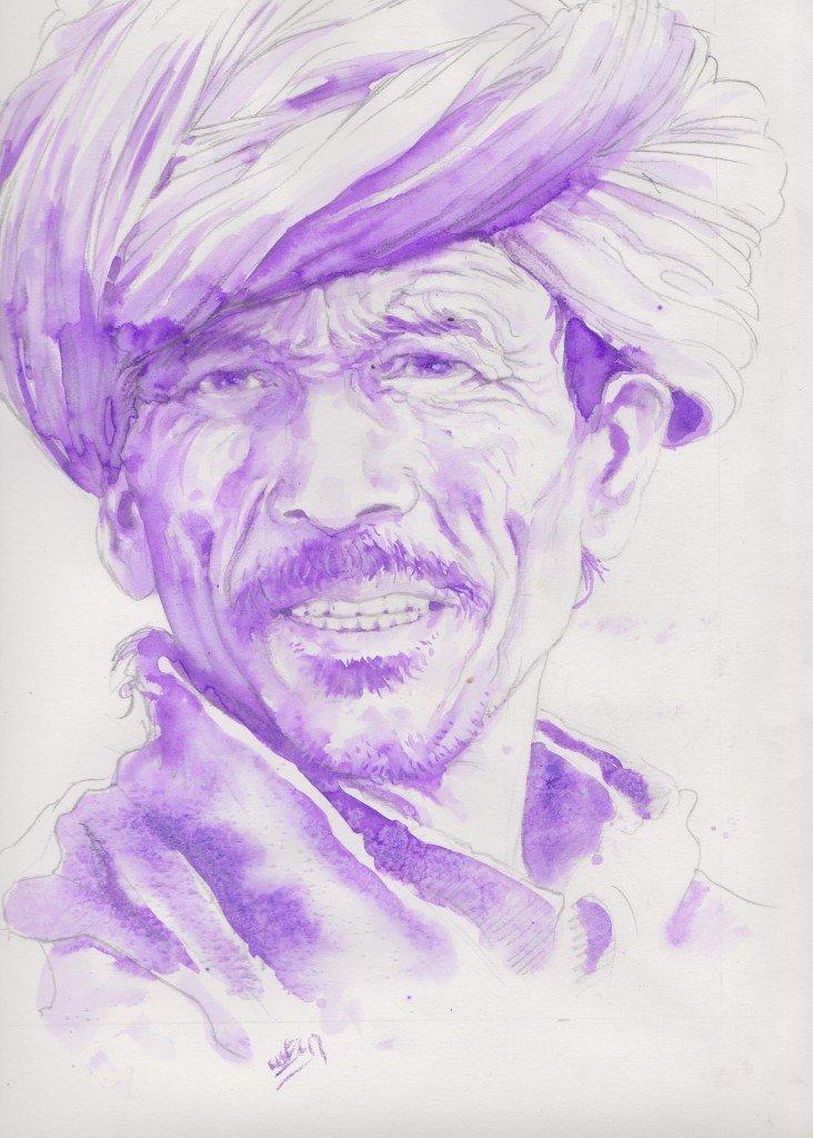 Homme des hauts-plateaux 2 dans peuples des neiges uio001-732x1024